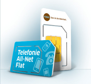 Fonic Allnet Flat ohne Internet