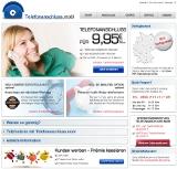 Telefonanschluss.mobi Homepage