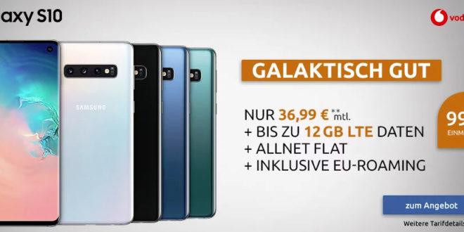 Media Markt Samsung S10