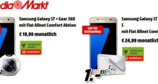 Media Markt Saturn Galaxy S7 Vertrag