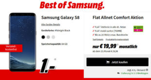 Media Markt Saturn Galaxy S8